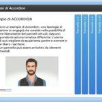 Accordion: creare un'interazione con Engage di Articulate Studio 13