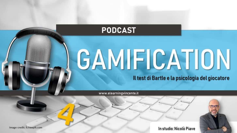 Bartle gamification psicologia giocatore