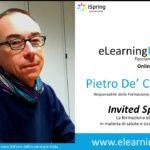 eLearningPoint 2019: la formazione eLearning in materia di salute e sicurezza nei luoghi di lavoro