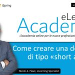 Come creare una domanda a risposta breve (short answer) con iSpring Suite 9.7 – Tutorial