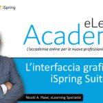 L'interfaccia grafica di iSpring Suite 9.7 – Tutorial